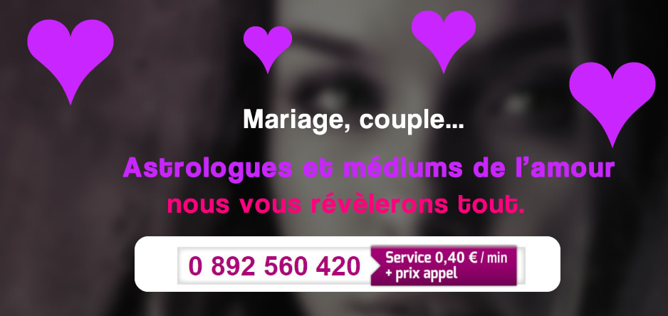 astrologue mariage amour
